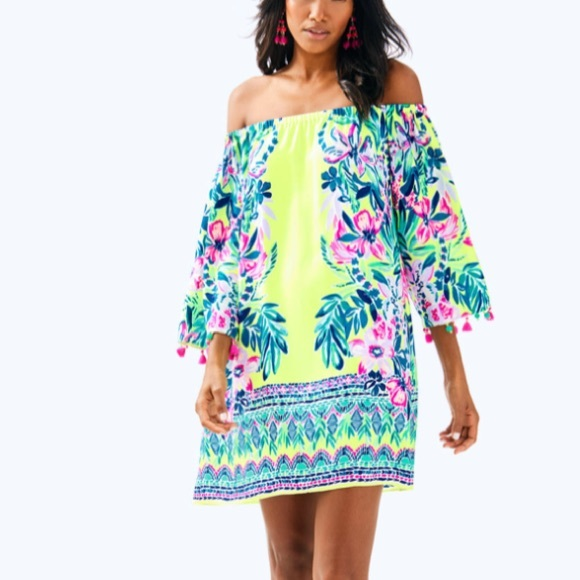 5004382b97b New with tags Lilly Pulitzer payge dress